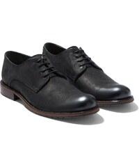 Chaussures Derbies Homme Cuir Somewhere, Couleur Noir