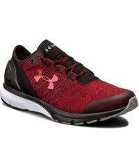Boty UNDER ARMOUR - Ua Cherger Bandit 2 1273951-600 Red/Blk/Red