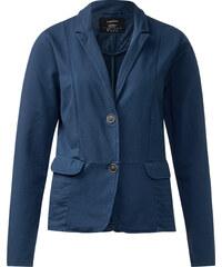 Street One - Blazer molletonné Kenni - delta blue