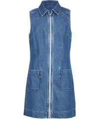 Marks & Spencer London Robe en jean dark denim