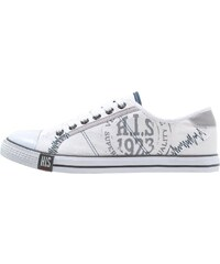 H.I.S. Baskets basses white
