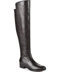 Musketier Stiefel GEOX - D Felicity J D44G1J 00085 C9999 Schwarz