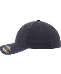 Flexfit Garment Washed Cotton Dad Cap navy