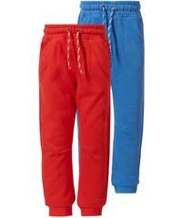 Marks & Spencer London 2 PACK Jogginghose red mix