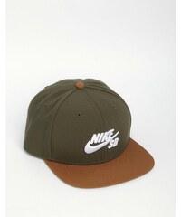 Nike SB - Icon Pro - Casquette - Vert 628683-325 - Vert