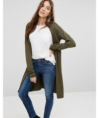 Blend She - Camille - Cardigan long - Vert