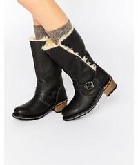 Cat Footwear Cat - Anna - Bottes motard - Noir