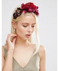 ASOS WEDDING - Haargirlande im Blumendesign - Mehrfarbig