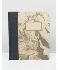 Ohh Deer - Carbet de notes A5 effet marbre - Multi