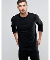 Jack & Jones Premium - Pullover mit Rundhalsausschnitt - Schwarz