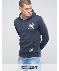 Majestic - Yankees - Sweat à capuche exclusivité ASOS - Bleu marine