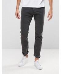 Reiss - Schmale Jeans mit Stretch-Anteil - Schwarz