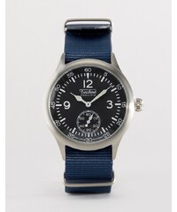 Techne - Merlin - Montre à bracelet Nato - Bleu - Bleu