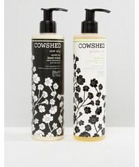 Cowshed - Duo savon pour les mains en édition limitée - Clair