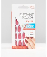 Elegant Touch - Limited Edition - Kunstnägel - Stiletto - Rosa