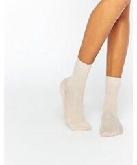 Gipsy - Glitzernde Socken - Gold