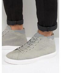 Native - Monaco - Mittelhohe Sneakers - Grau