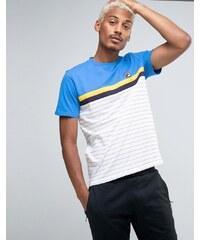 Fila - T-shirt ras de cou - Blanc