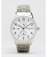 Ben Sherman - Spitalfields - Montre-bracelet à fonctions multiples - WB0004SM - Argenté