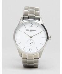 Ben Sherman - Spitalfields Professional - WM003WM - Montre-bracelet - Argenté