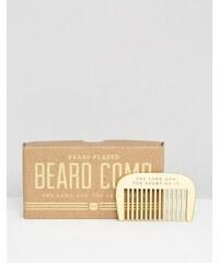 Men's Society - Peigne à barbe en laiton - Multi