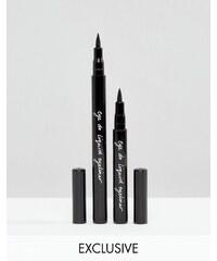 Eyeko - Exclusivité ASOS - Duo eye-liner et mini eye-liner - Noir