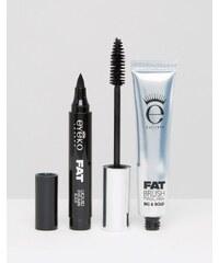 Eyeko - Duo mascara épais et eye-liner liquide - Noir