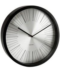 Karlsson Designové nástěnné hodiny 5371BK Karlsson 30cm