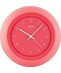 Lowell Italy Designové nástěnné hodiny Lowell 00706-CFP Clocks 26cm