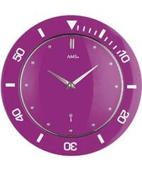 AMS Nástěnné hodiny 5944 AMS řízené rádiovým signálem 28cm