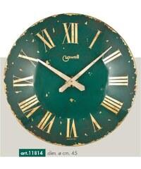 Lowell Italy Originální nástěnné hodiny 11814 Lowell Prestige 45cm