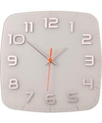 NeXtime Designové nástěnné hodiny 8816wi Nextime Classy square 30cm