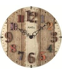 AMS Nástěnné hodiny 9423 AMS 30cm