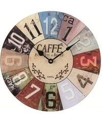 AMS Nástěnné hodiny 9424 AMS 35cm