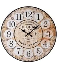 Lowell Italy Designové nástěnné hodiny 21439 Lowell 34cm