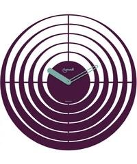 Lowell Italy Designové nástěnné hodiny Lowell 05841M Design 40cm