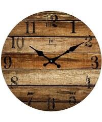 Lowell Italy Designové nástěnné hodiny 14847 Lowell 34cm