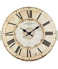 Lowell Italy Designové nástěnné hodiny 21456 Lowell 34cm