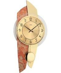 AMS Designové nástěnné kyvadlové hodiny 7407 AMS 50cm