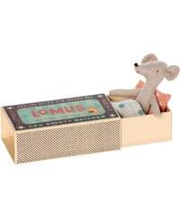 Maileg Myšák v krabičce Cousin