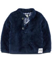 Jean Bourget Sweatshirt aus Webpelz
