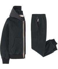 Moncler Fleece hoodie and tracksuit pants