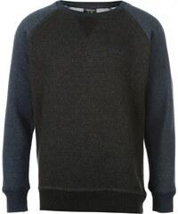 Donnay Raglan Crew Sweater Junior Boys, char m/navy m