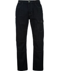 Crafted Pocket Mens Jeans, powder blue
