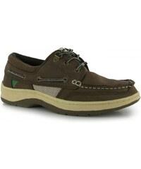 Gul Falmouth Mens Boat Shoes, brown