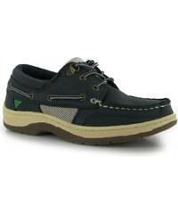 Gul Falmouth Mens Boat Shoes, navy