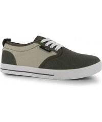 Gul Portland Mens Canvas Shoes, brown