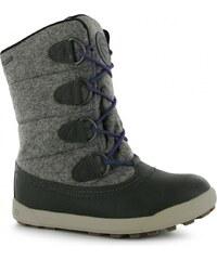 Hi Tec Lexington Boots Ladies, coal/char/purpl