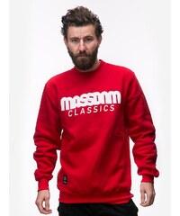 Mass Classics Crewneck Red