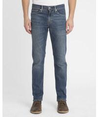 LEVI'S Verwaschene blaue Slim Jeans 511